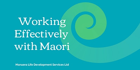 Working Effectively with Maori tickets