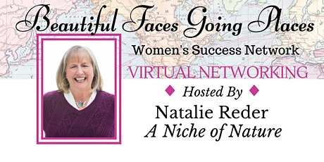 Virtual Networking on Zoom - Hosted by, Natalie Reder tickets