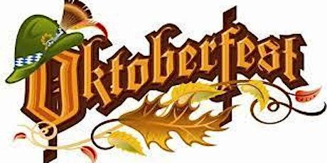 Oktoberfest with UKG tickets