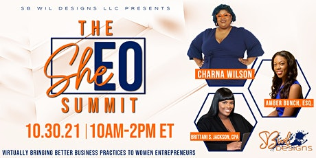 2nd Annual SheEO Summit tickets