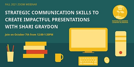 Strategic Communication Skills To Create Impactful Presentations tickets