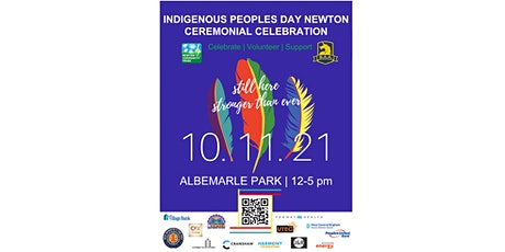 Indigenous Peoples Day Newton Ceremonial Celebration tickets
