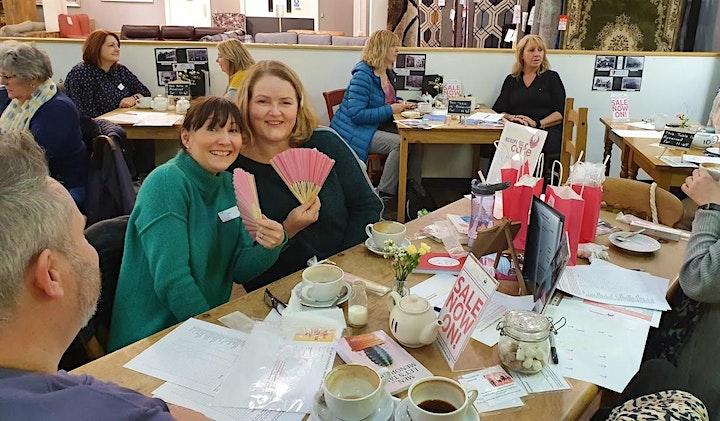 Virtual Menopause Cafe - Staffordshire, UK image