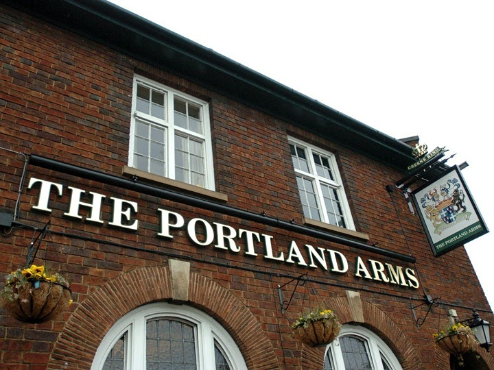 SABRINA FRANCIS live at The Portland Arms, Cambridge image