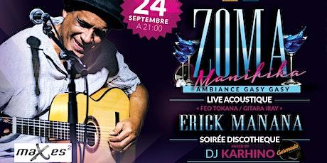 ZOMA MANIFIKA Tickets