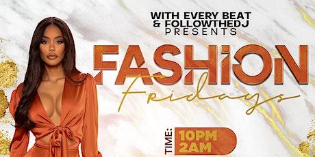 Fashion Fridays At Mangos tickets