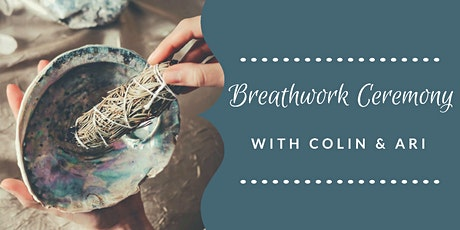 Online Breathwork Ceremony Tickets