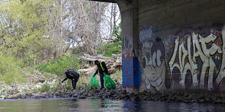 Mid-Week Cleanup Event on Guadalupe River at Willow Street at 87 Highway tickets