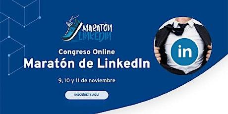 Congreso Online Maratón LinkedIn 2021 (2a edición) ingressos