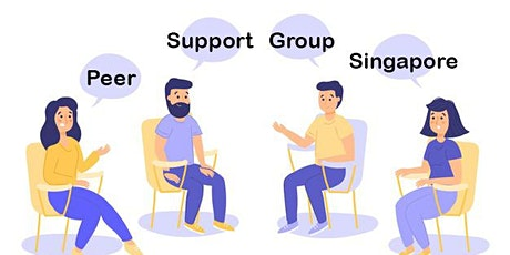 Peer Support Singapore (Every Thu) tickets