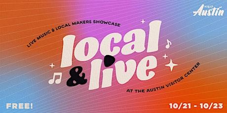 Local Maker & Live Music Showcase tickets