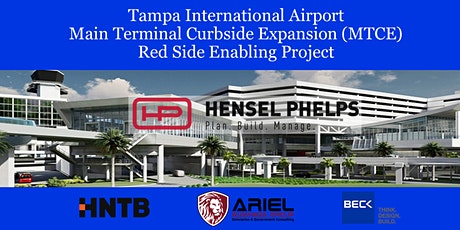 Hensel Phelps - TPA Red Side Project Information Outreach Event (In Person) tickets