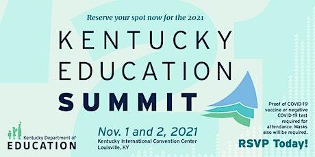 2021 Kentucky Education Summit tickets