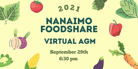 Nanaimo Foodshare Society 2021 AGM tickets