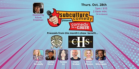 Comedy Night at the Six - to benefit the Calabasas Dance Program tickets