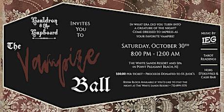 The Vampire Ball tickets