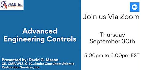 AEML, Inc. Presents: Advanced Engineering Controls tickets