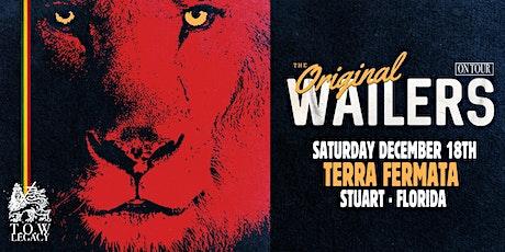 THE ORIGINAL WAILERS w/ Sierra Lane Music - Stuart tickets