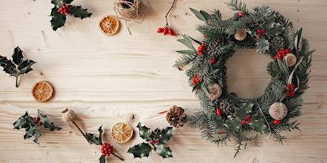 Holiday Wreath Making & Decorating @ Schweiger Ranch Austrian Christmas tickets