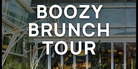Boozy Brunch Tour Kickoff @ PINHOUSE tickets