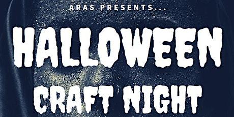 ARAS Halloween Craft Night: Creepy Doll Edition tickets