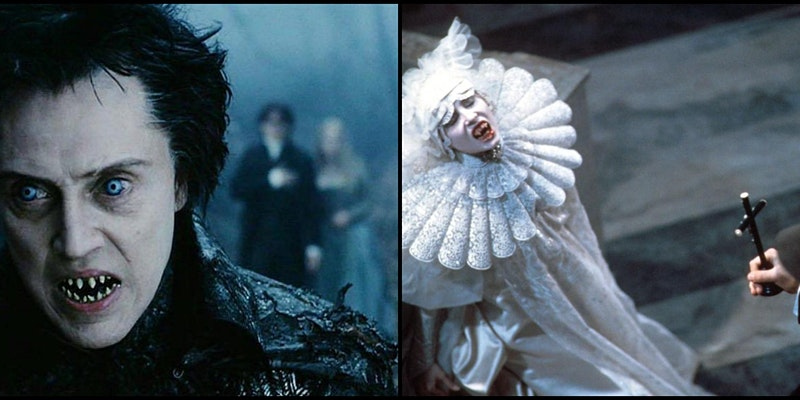 """""""Sleepy Hollow"""" and """"Bram Stoker's Dracula"""" Double Feature"""