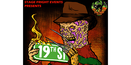 A Nightmare On 19th Street tickets