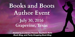 Books and Boots Author Event
