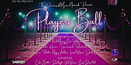 Players Ball 2021 tickets