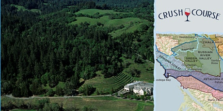 """Discover Green Valley - The """"Coolest"""" corner of Russian River Valley tickets"""
