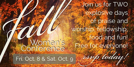 Evangel Cathedral - Fall Women's Conference tickets