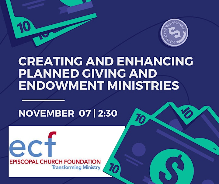 Creating & Enhancing Planned Giving Ministries for Your Congregation image