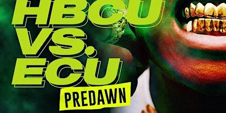 Predawn: HBCU vs. ECU tickets
