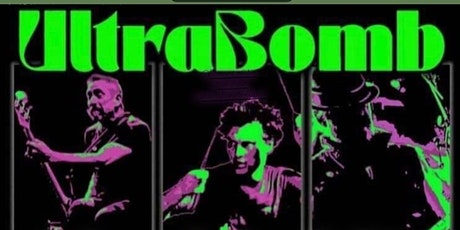 ULTRABOMB feat. members of Husker Du, UK Subs & The Mahones LIVE - Casbah tickets