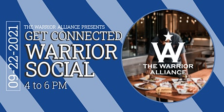 Get Connected Warrior Social tickets