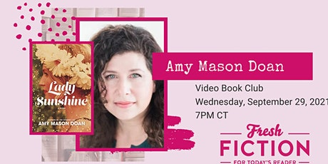 Video Book Club with Author Amy Mason Doan tickets