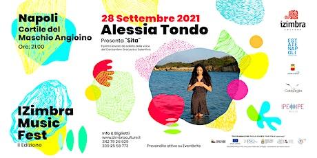 IZimbra Music Fest: Alessia Tondo in concerto biglietti