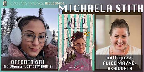 WELP by Michaela Stith with guest Alice Mayne-Ashworth tickets