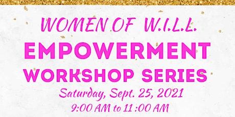WOW Empowerment Workshop tickets