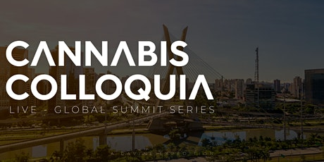 CANNABIS COLLOQUIA - Hemp - Developments In Brazil [ONLINE] ingressos