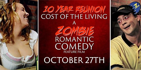 10 Year Reunion - Cost of the Living: A Zom Rom Com tickets