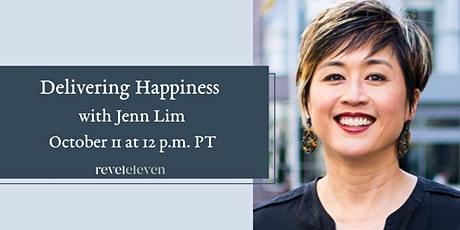 Delivering Happiness with Jenn Lim tickets