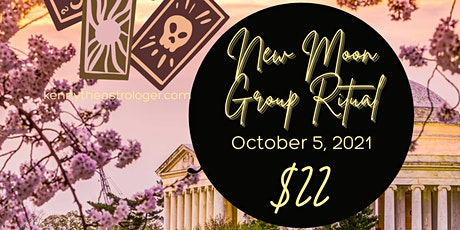 New Moon in Libra Group Ritual tickets