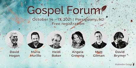 Gospel Forum 2021 tickets