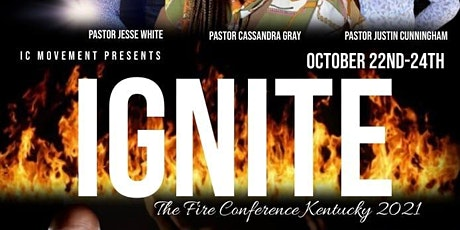 Ignite the Fire Conference tickets