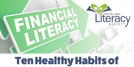 Financial Literacy - Ten Healthy Habits of Financial Management tickets