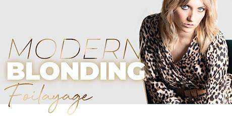 Modern Blonding: Foilayage | Trussville, AL tickets