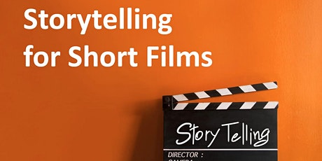 Storytelling for Short Films tickets