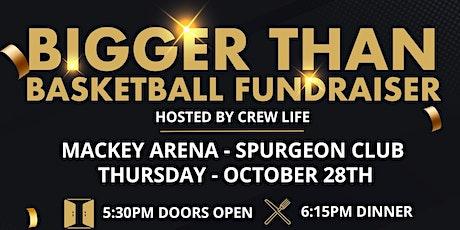 Bigger Than Basketball Fundraiser ft. Purdue Basketball Coach Matt  Painter tickets