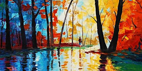 After the Rain Painting (Live Online Course) tickets